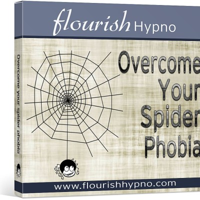 Spider phobia hypnosis, spider phobia hypnotherapy download, spider phobia download