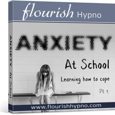 Anxiety at School: Learning how to cope
