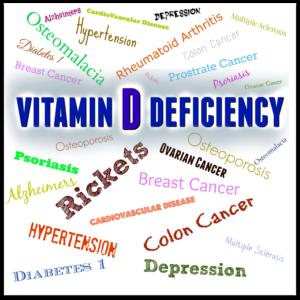 vitamin d deficiency symptoms