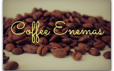 Coffee Enemas for Constipation