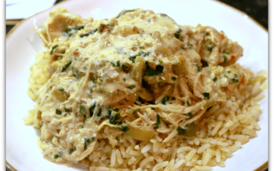 Fragrant Chicken Korma