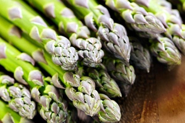 Avocado Asparagus Tartine Recipe — Dishmaps