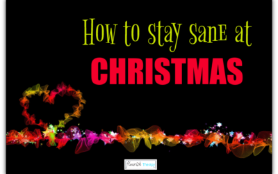 How To Stay Sane At Christmas: 22 tips you need to know