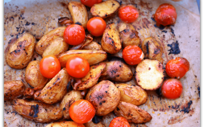 Lemon-Roasted New Potatoes