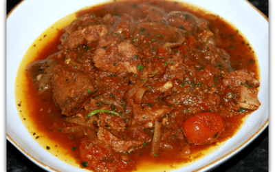Karahi Gosht Slow Cooked Lamb Curry