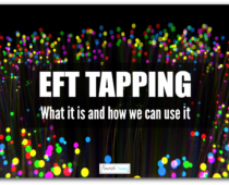 EFT Tapping: What it is and how you can use it