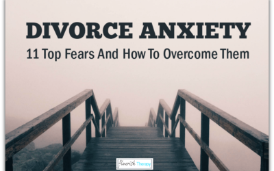Divorce Anxiety: 11 Top Fears and How to Overcome Them