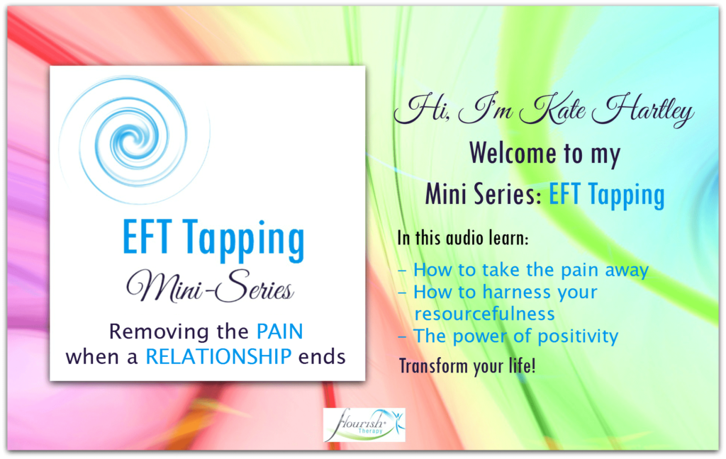 EFT Tapping Mini Series: When a Relationship Ends