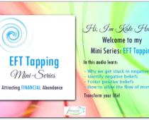 EFT Tapping: Mini Series Financial Abundance