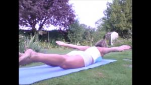 Barefoot exercising