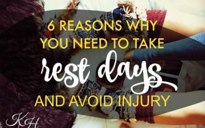 6 Reasons Why You Need To Take Rest Days and Avoid Injury